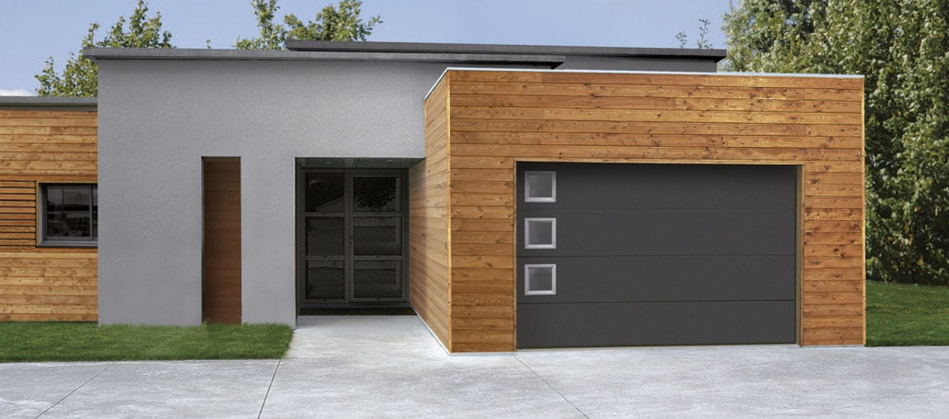 Puerta de garaje Servidoors