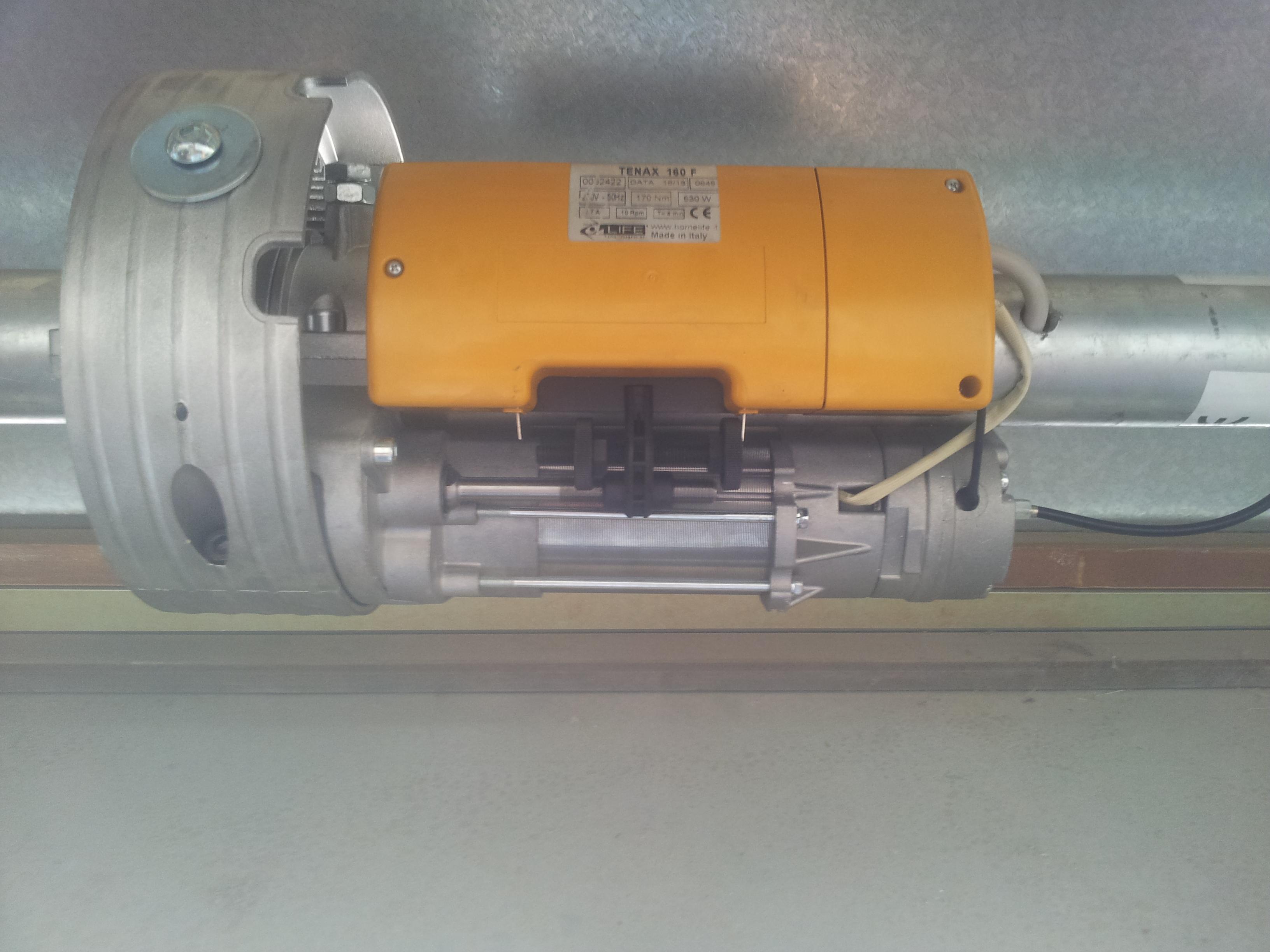Motores para cierre de comercio puertas autom ticas - Motores electricos para puertas correderas ...