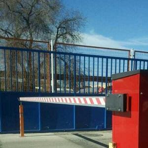 Reparación de puertas industriales