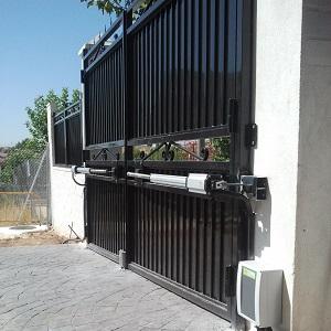 Mantenimiento de puertas para parkings