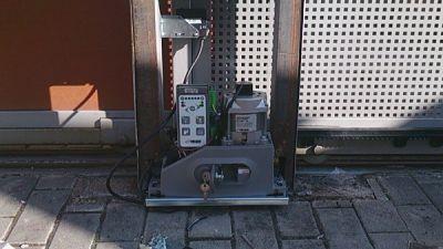 Motor para puerta corredera instalado en Guadalajara