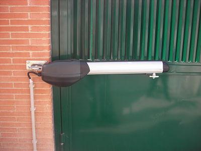 Motor puerta garaje precio materiales de construcci n - Motor puerta garaje precio ...