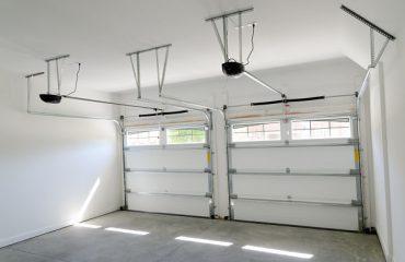 Puerta de garaje instalacion